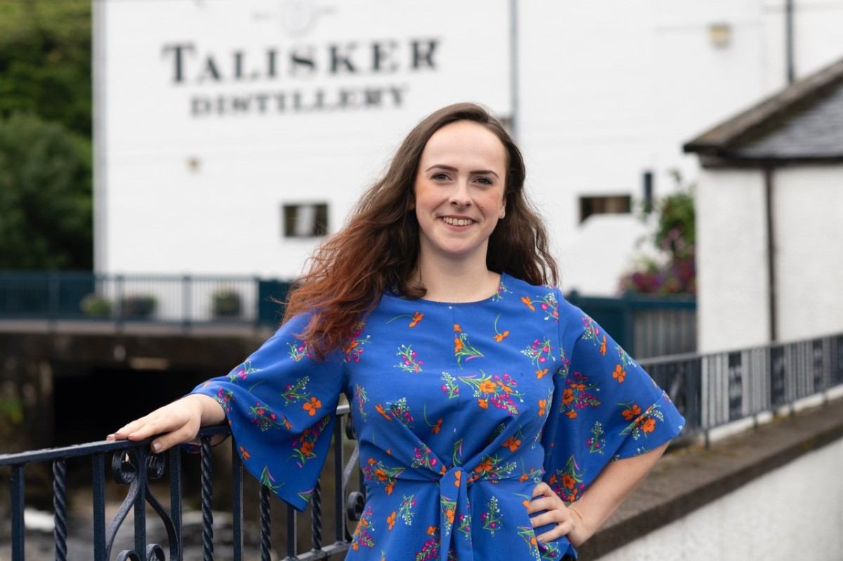 Talisker names Stefanie Anderson as 'Race to Skye' champion