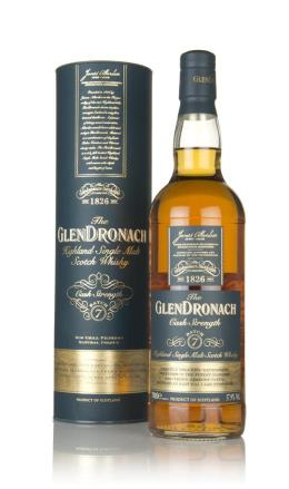the-glendronach-cask-strength-whisky