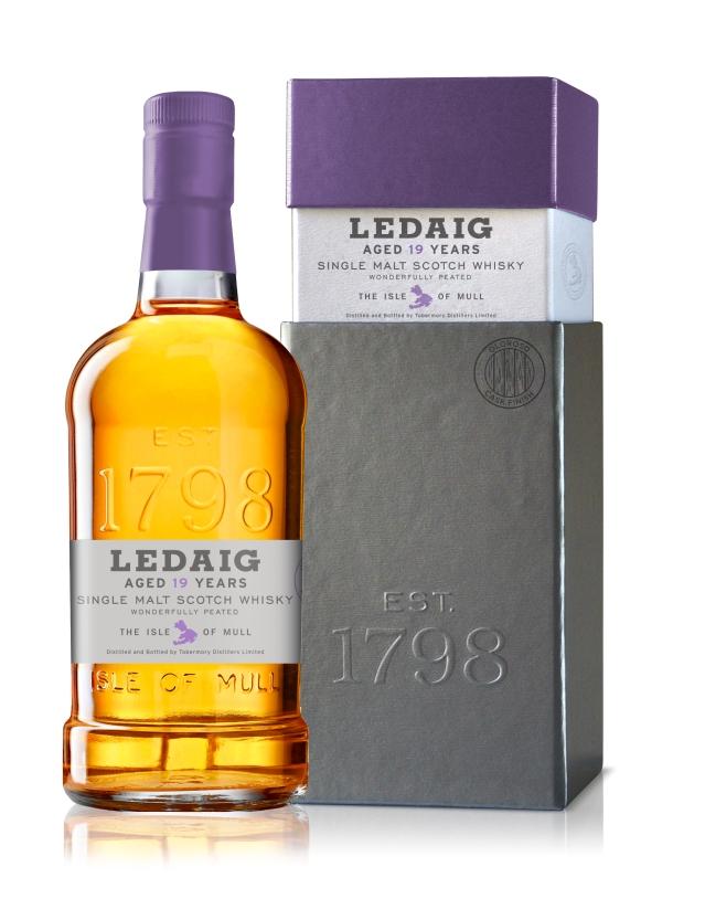 Ledaig 1998 (19 YO) Oloroso Sherry Cask Finish_Limited Release