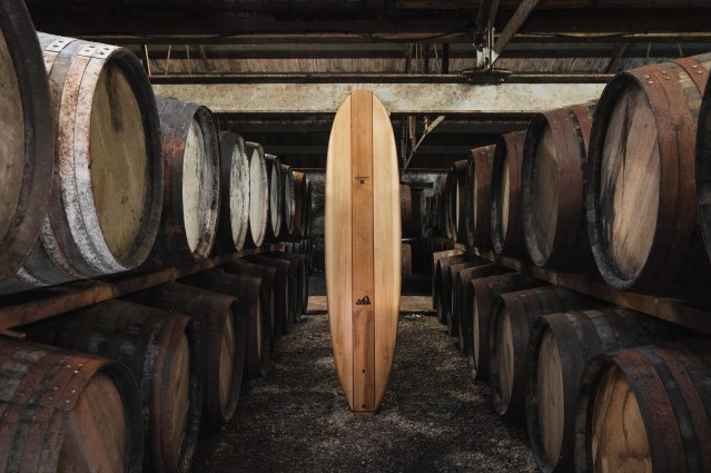 BTC Surfboard & Casks