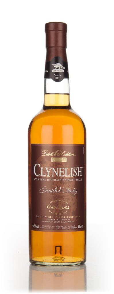 clynelish-1997-bottled-2011-oloroso-sherry-cask-finish-distillers-edition-whisky