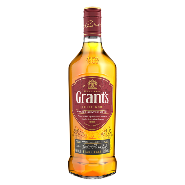 Grants-Whisky-Triple-Wood-bottle