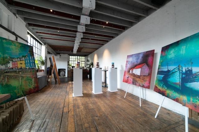 The Malt Gallery event - Tobermory & Ledaig