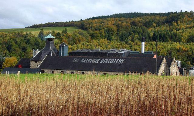 Balvenie-distillery