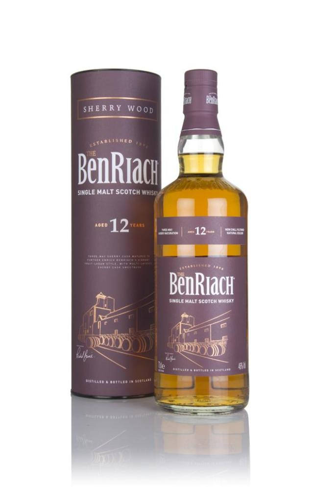 benriach-12-year-old-sherry-wood-whisky (2018)