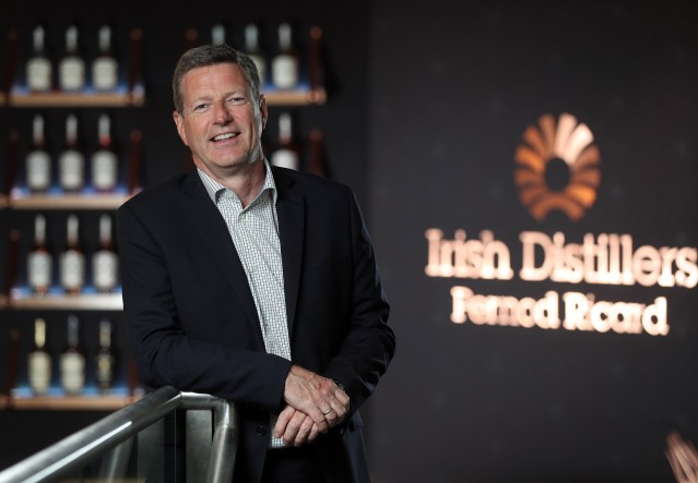 Conor McQuaid, Irish Distillers CEO & Chairman