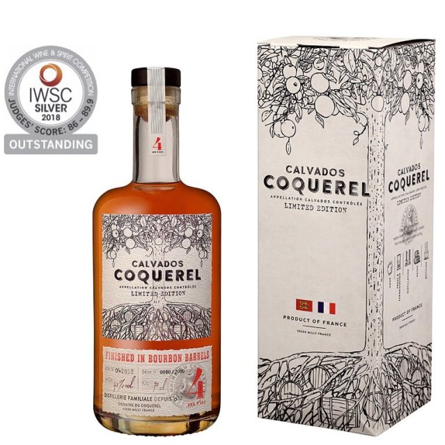 Coquerel Bourbon cask IWSC