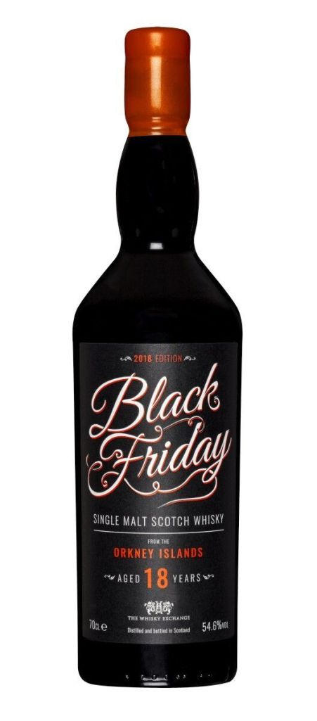 2018 Black Friday Orkney 18 YO
