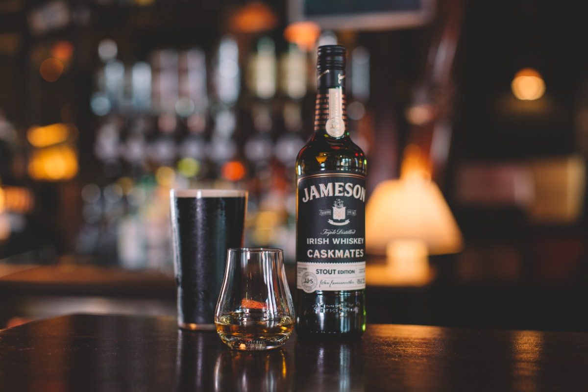 Jameson Caskmates Editions make the perfect Christmas gifts for Beer & Whisky Lovers