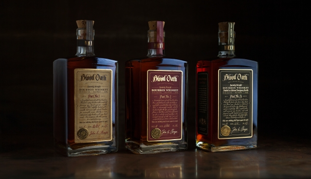 Blood Oath Family Shot