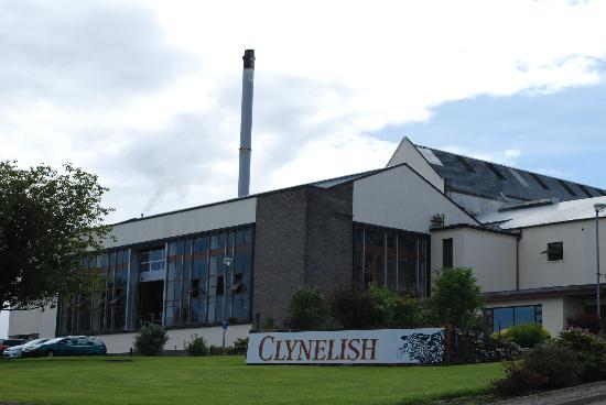 clynelish-distillery
