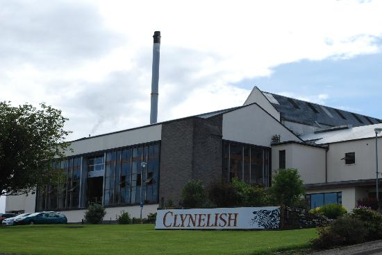 clynelish-distillery