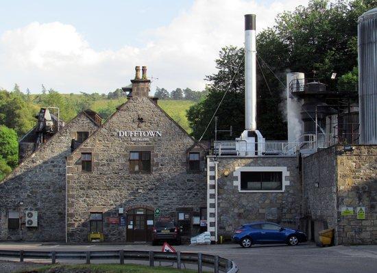 dufftown-distillery