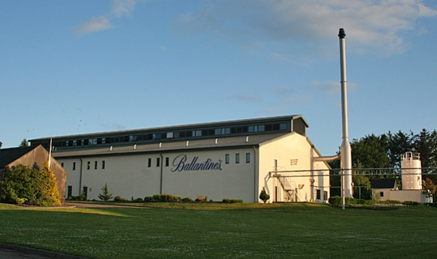 Glenburgie-distillery