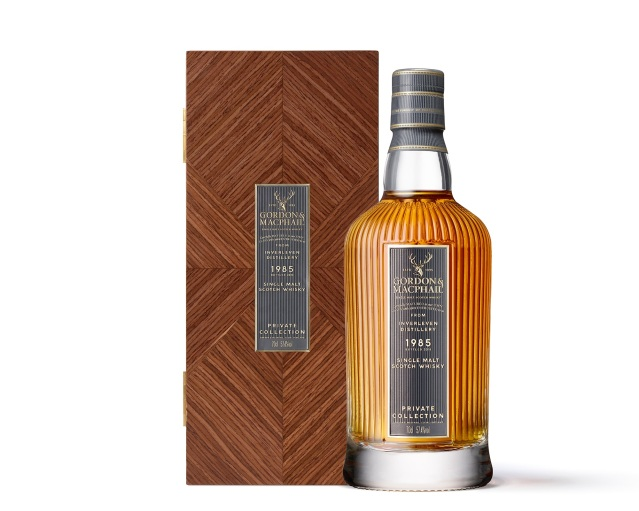 Gordon & MacPhail launch Private Collection Inverleven 1985 - pack shot HRfE