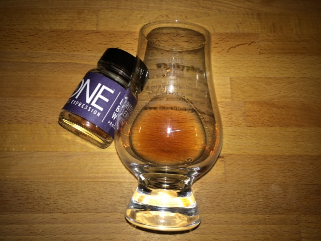 The One Port Prototype Cask Strength