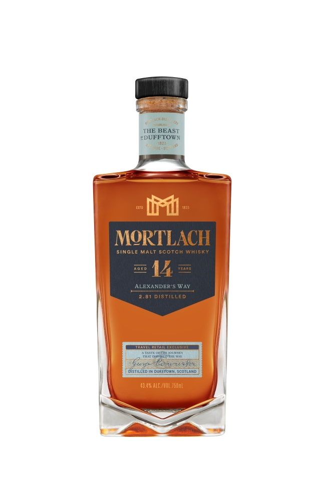 MORTLACH 14YR Bottle[1]