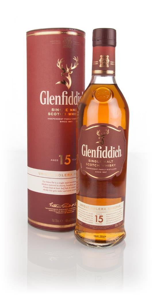 Glenfiddich 15 Year Old (40%, OB, 2018)