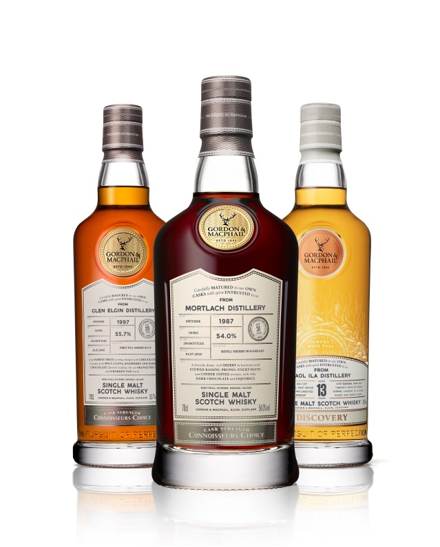 Gordon & MacPhail awarded three 'Master_ awards at prestigious