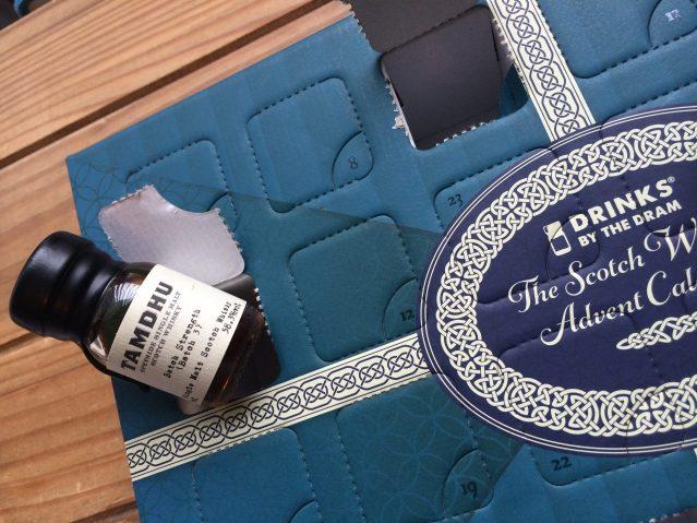 #WhiskyAdvent Tamdhu Batch Strength 3