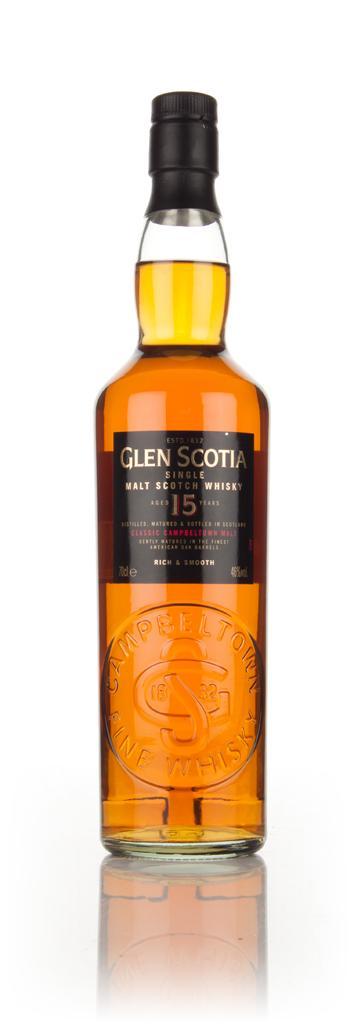Glen Scotia 15 Years Old (46%, OB, 2018)