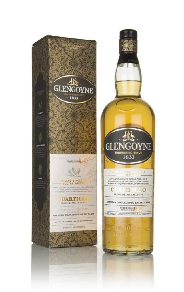 glengoyne-cuartillo-whisky