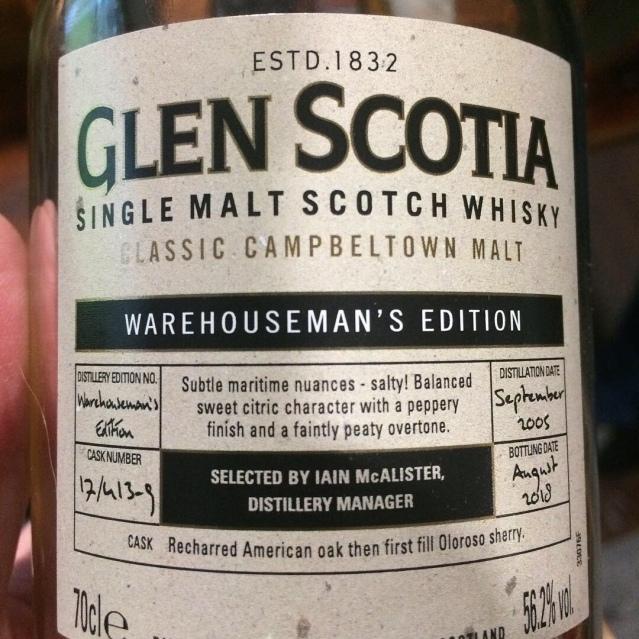 Glen-scotia-warehousemans-edition