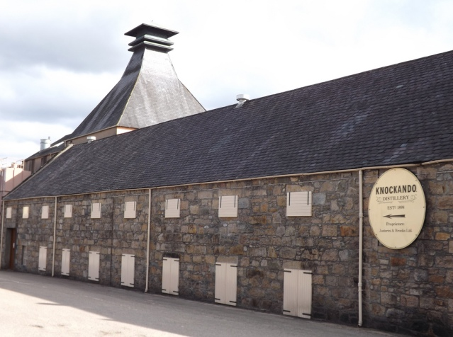 knockando-distillery
