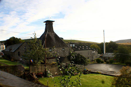mortlach-distillery