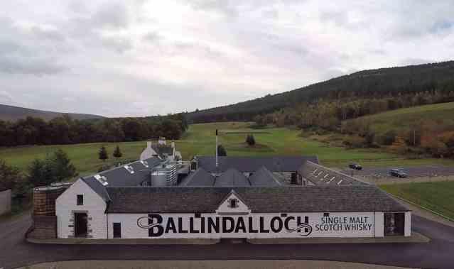 Ballindalloch-distillery