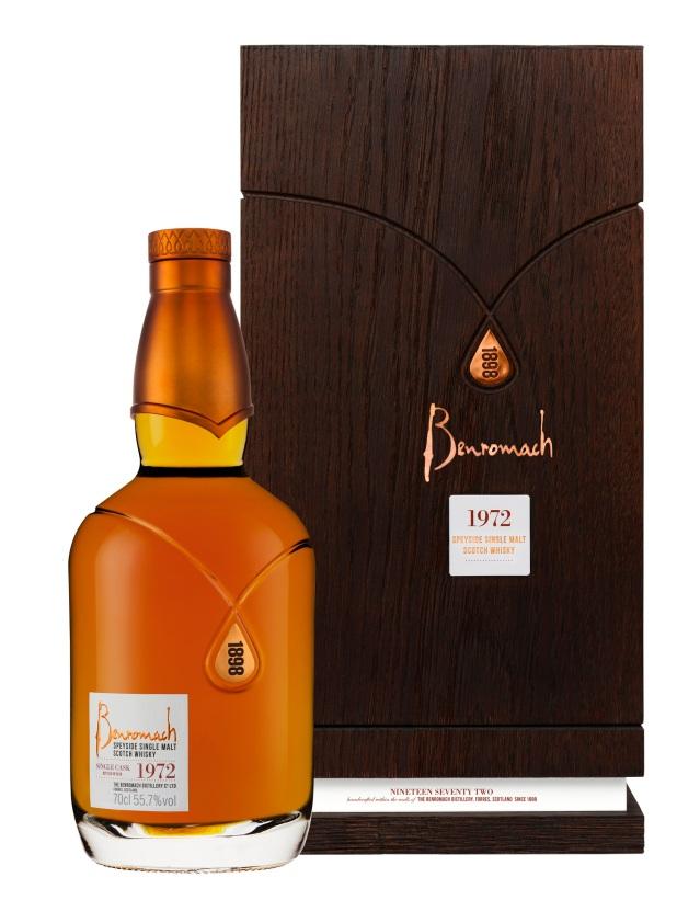 Benromach 1972 55.7% bottle & box high res