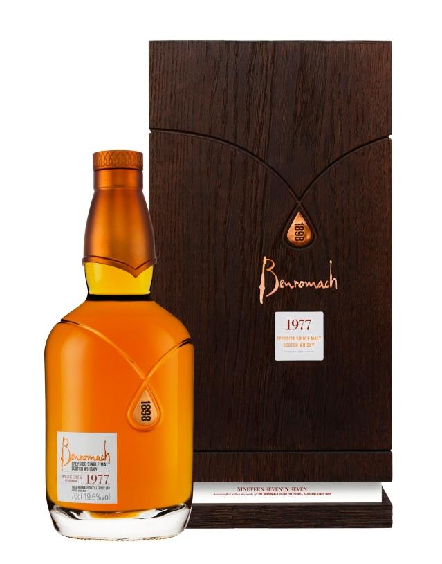 Benromach 1977 49.6% bottle & box high res