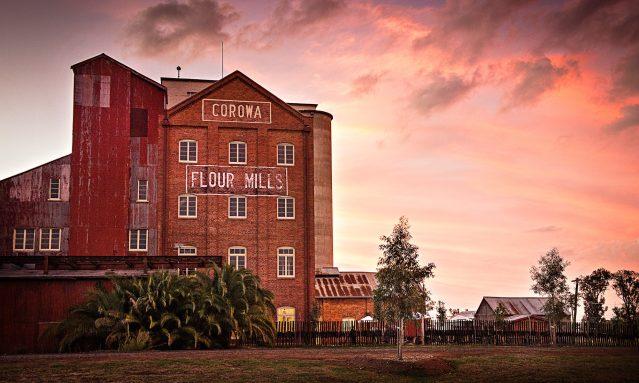Corowa-distillery