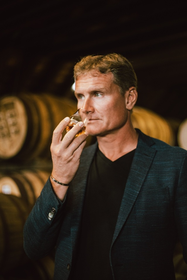 F1 racing legend, David Coulthard, launches whiskies in partnership with Highland Park to raise money for charity (1)