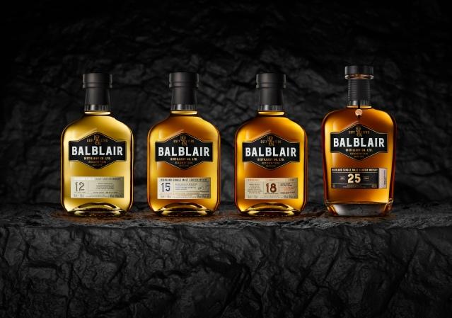 2019 Balblair new collection