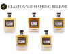 Claxtons 2019Q1 Bottles