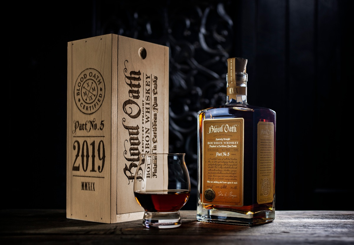 Blood Oath Pact No. 5 Launches This Spring