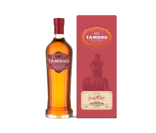Tamdhu Distillery Manager's Single Cask Edition