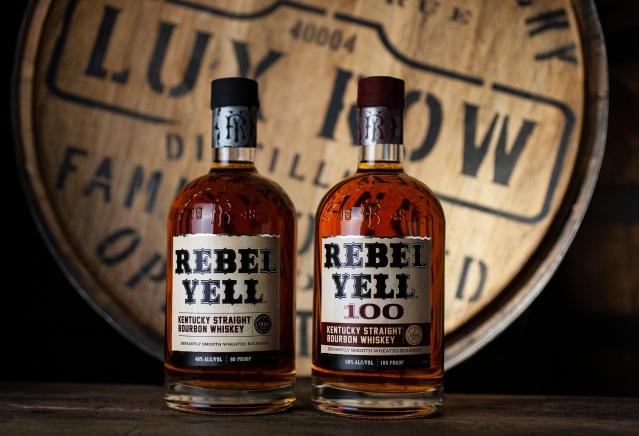 Rebel Yell Bottles Low Res