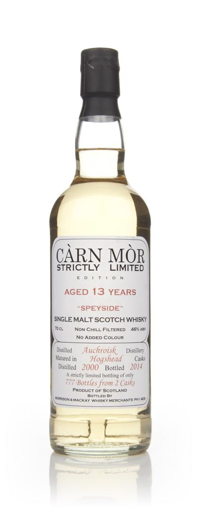 auchroisk-13-year-old-2000-strictly-limited-carn-mor-whisky