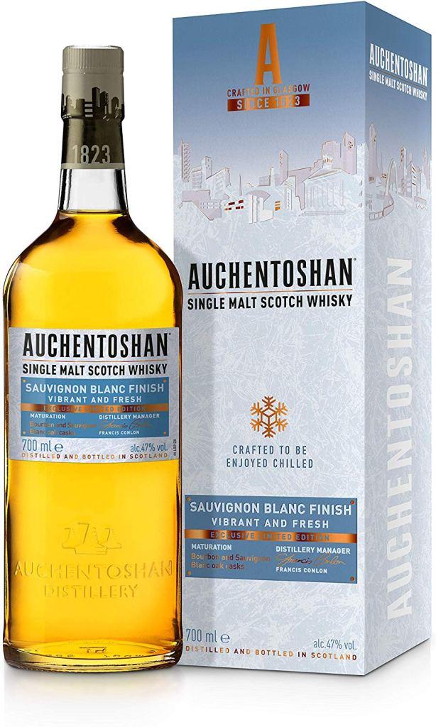 Auchentoshan Sauvignon Blanc w Box