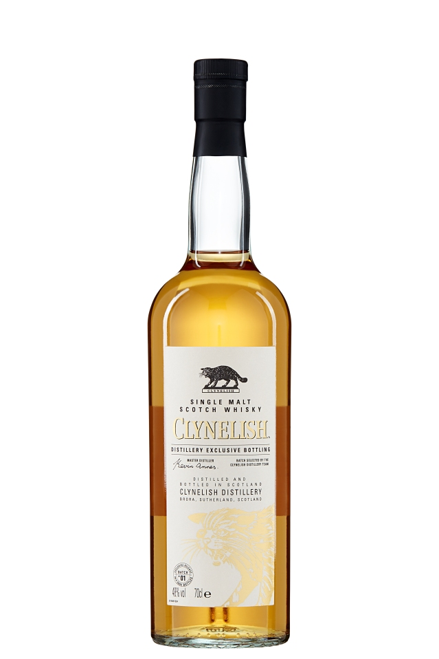 Clyenlish Distillery Exclusive 2019