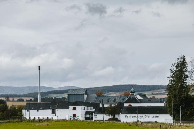 Fettercairn Distillery Visit