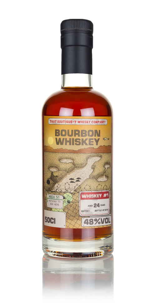 Bourbon+Whiskey+-+Batch+1+-+24+Year+Old+(That+Boutique-y+Whisky+Company)