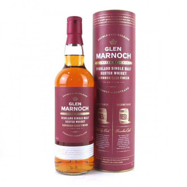 Glen Marnoch bourbon Cask Finish