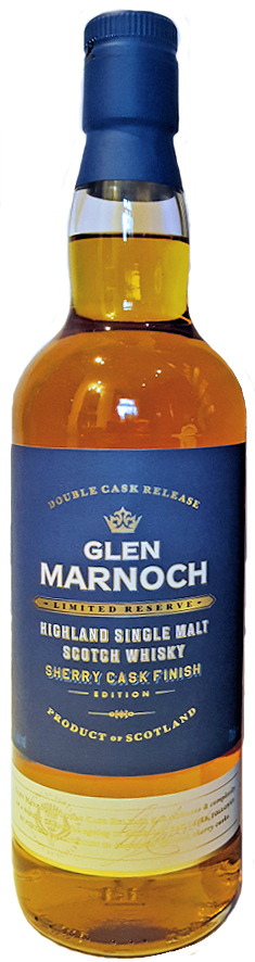 Glen marnoch sherry cask finish