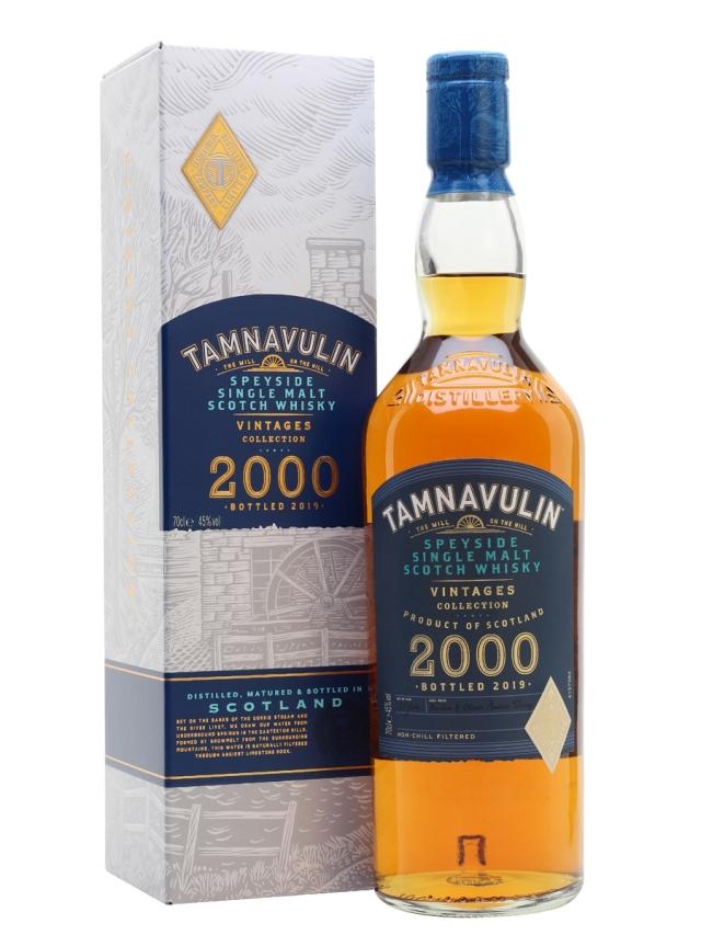 Tamnavulin 18 Years Old 2000 Vintage (45%, OB, 2019)