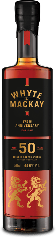Whyte Mackay 50 Years Old 175th