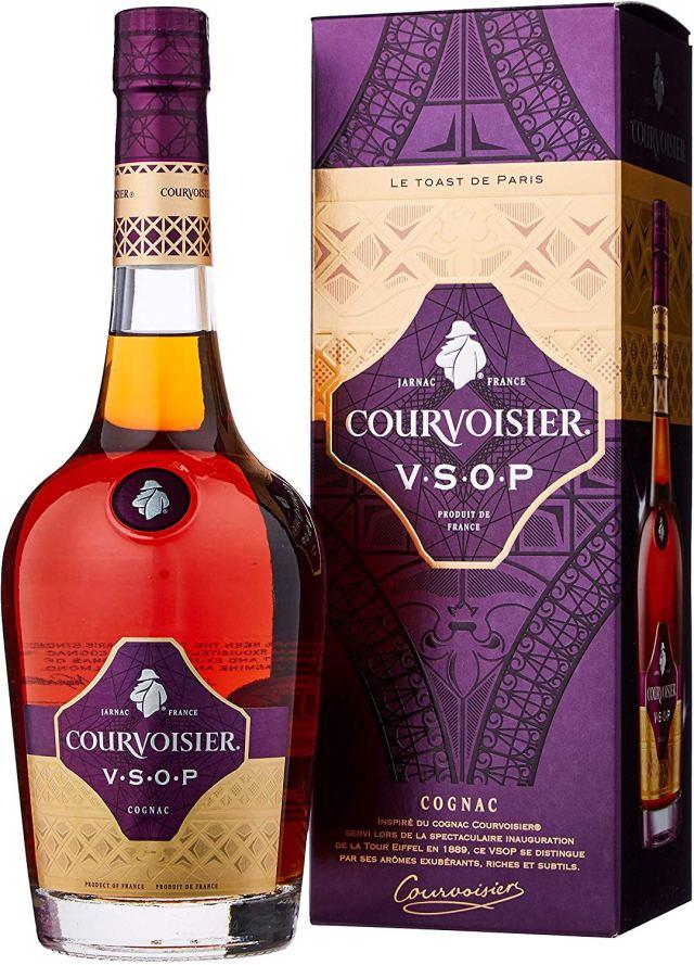 Courvoisier VSOP (40%, OB, 2019)