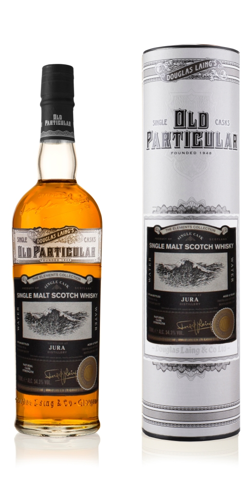 Old Particular - Elements - Jura 12 Years Old Water Edition